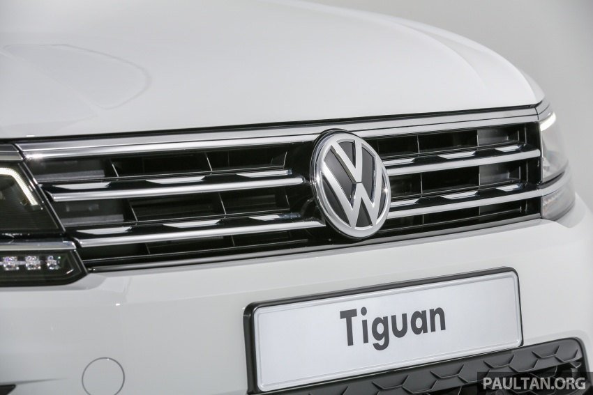 New Volkswagen Tiguan launched in Malaysia – 1.4 TSI Comfortline and Highline, CKD from RM148,990 Image #639656