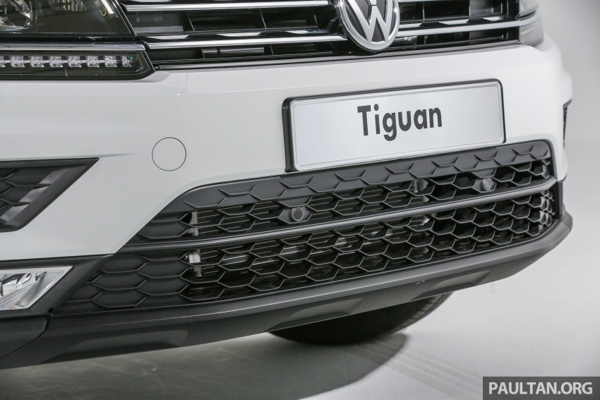 New Volkswagen Tiguan launched in Malaysia – 1.4 TSI Comfortline and Highline, CKD from RM148,990 Image #639657