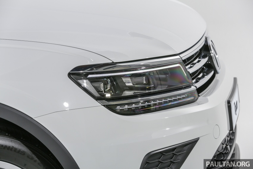 New Volkswagen Tiguan launched in Malaysia – 1.4 TSI Comfortline and Highline, CKD from RM148,990 Image #639660