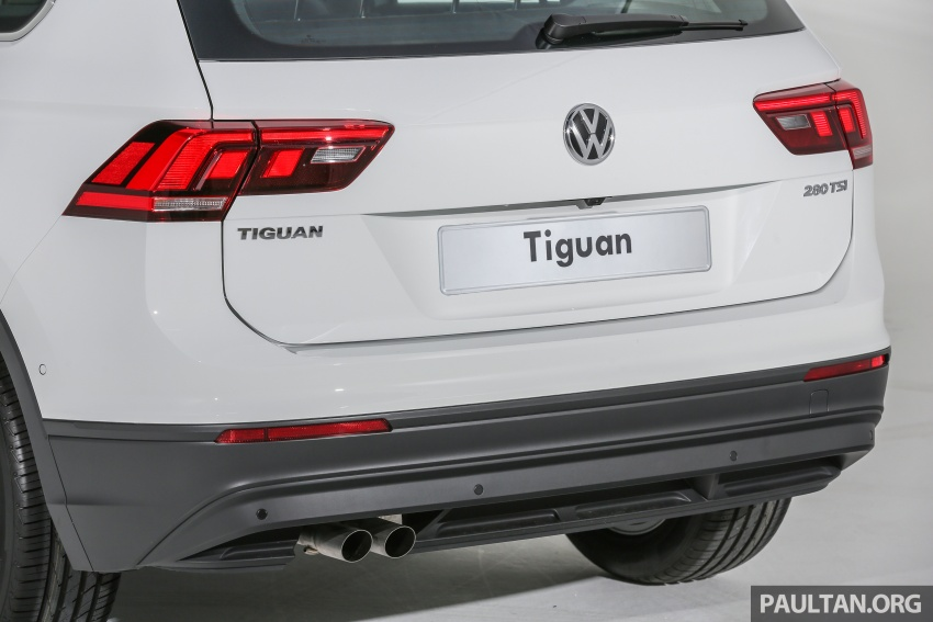New Volkswagen Tiguan launched in Malaysia – 1.4 TSI Comfortline and Highline, CKD from RM148,990 Image #639685
