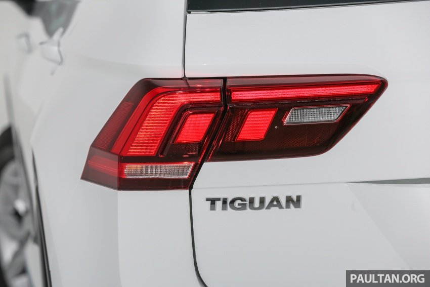 New Volkswagen Tiguan launched in Malaysia – 1.4 TSI Comfortline and Highline, CKD from RM148,990 Image #639686