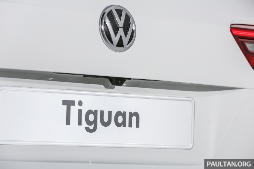 New Volkswagen Tiguan launched in Malaysia – 1.4 TSI Comfortline and Highline, CKD from RM148,990 Image #639689