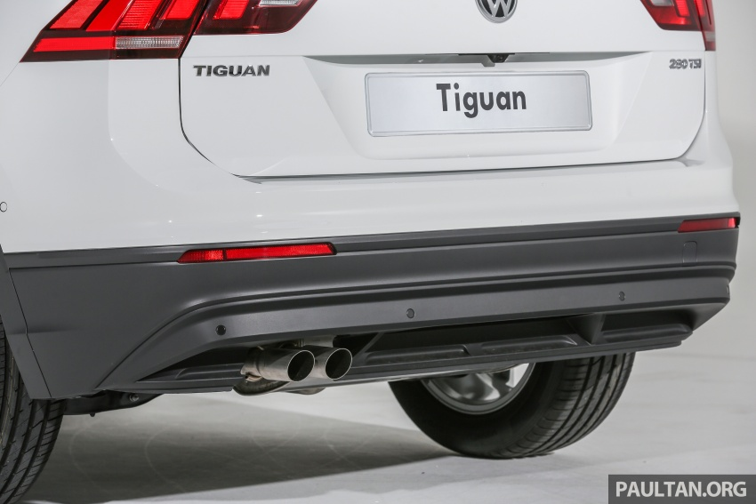 New Volkswagen Tiguan launched in Malaysia – 1.4 TSI Comfortline and Highline, CKD from RM148,990 Image #639690