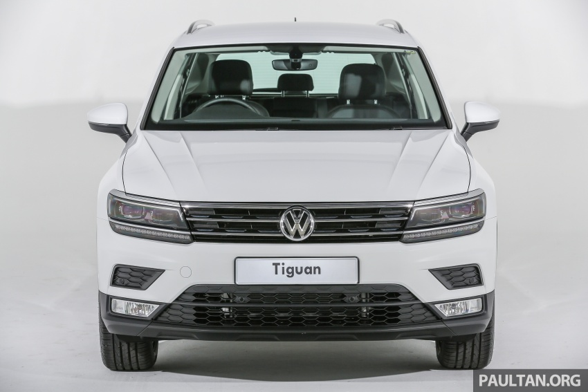 New Volkswagen Tiguan launched in Malaysia – 1.4 TSI Comfortline and Highline, CKD from RM148,990 Image #639644
