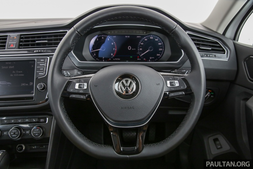 New Volkswagen Tiguan launched in Malaysia – 1.4 TSI Comfortline and Highline, CKD from RM148,990 Image #639777