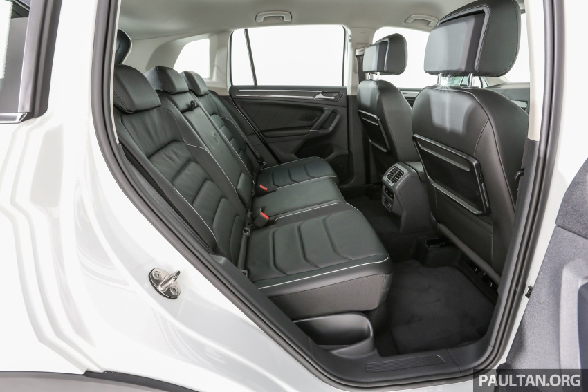 New Volkswagen Tiguan launched in Malaysia – 1.4 TSI Comfortline and Highline, CKD from RM148,990 Image #639841