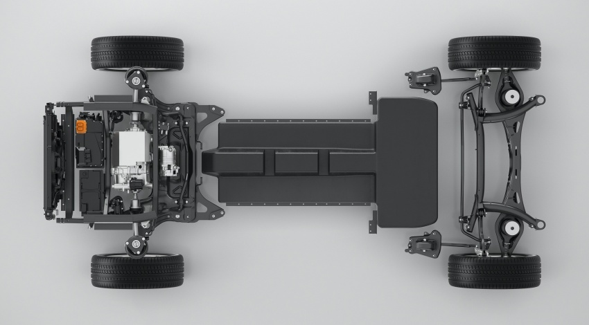 Volvo's first fully electric car will be made in China Image #647878