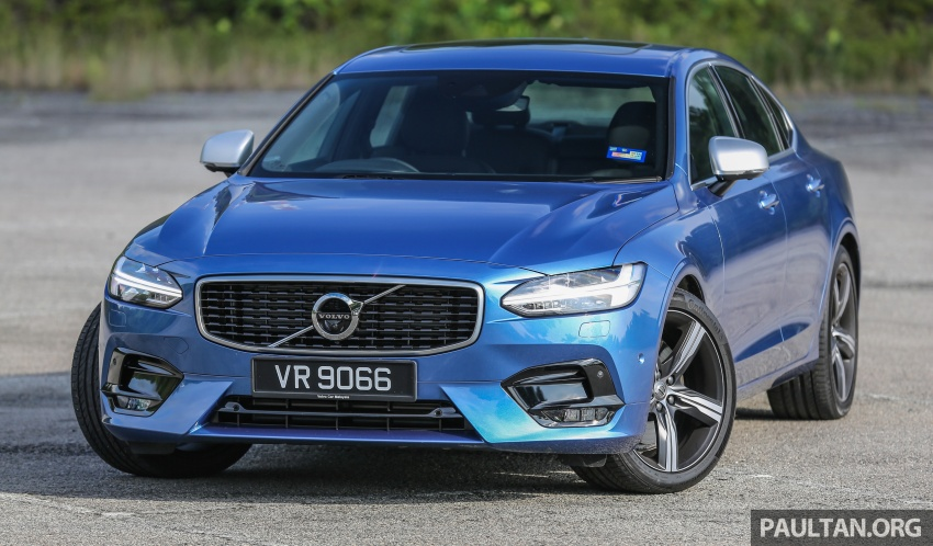 GALLERY: Volvo 90 Series trio – S90, V90 and XC90 Image #640743