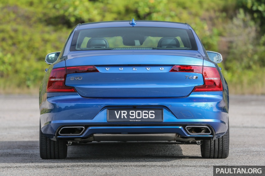 GALLERY: Volvo 90 Series trio – S90, V90 and XC90 Image #640754