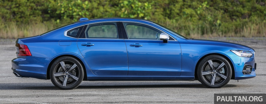 GALLERY: Volvo 90 Series trio – S90, V90 and XC90 Image #640755