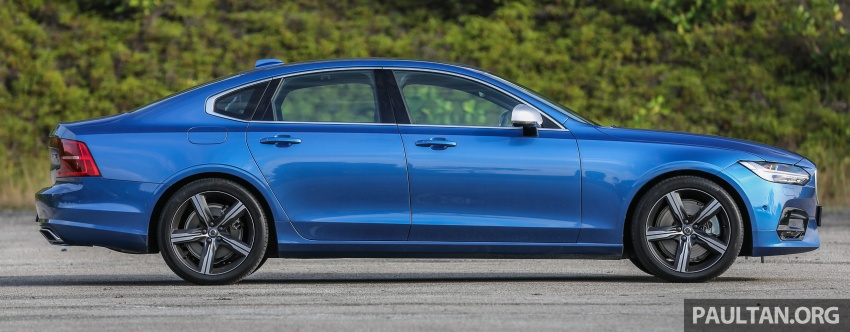 GALLERY: Volvo 90 Series trio – S90, V90 and XC90 Image #640756