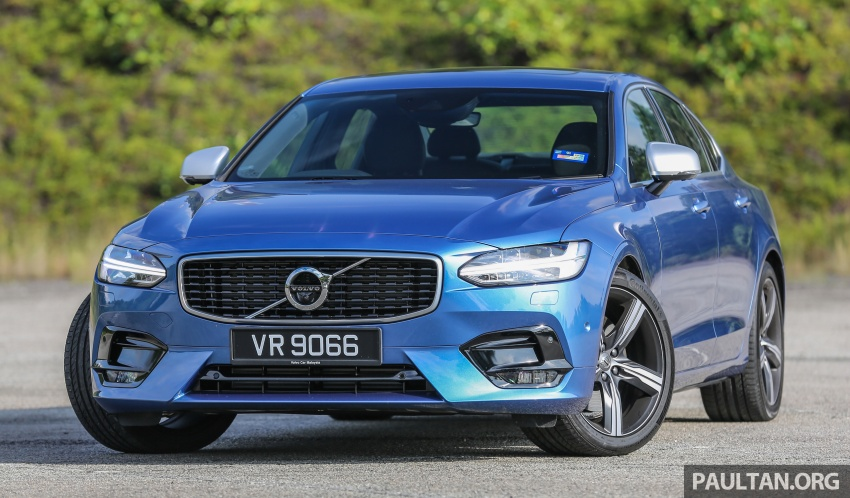 GALLERY: Volvo 90 Series trio – S90, V90 and XC90 Image #640744