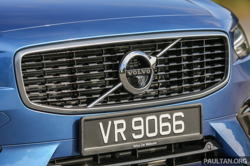 GALLERY: Volvo 90 Series trio – S90, V90 and XC90 Image #640762