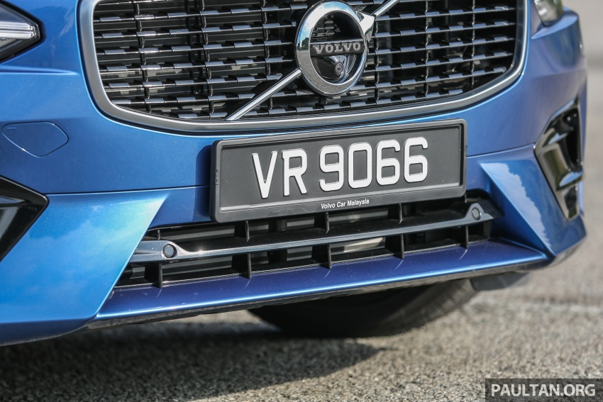 GALLERY: Volvo 90 Series trio – S90, V90 and XC90 Image #640763