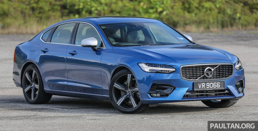 GALLERY: Volvo 90 Series trio – S90, V90 and XC90 Image #640745