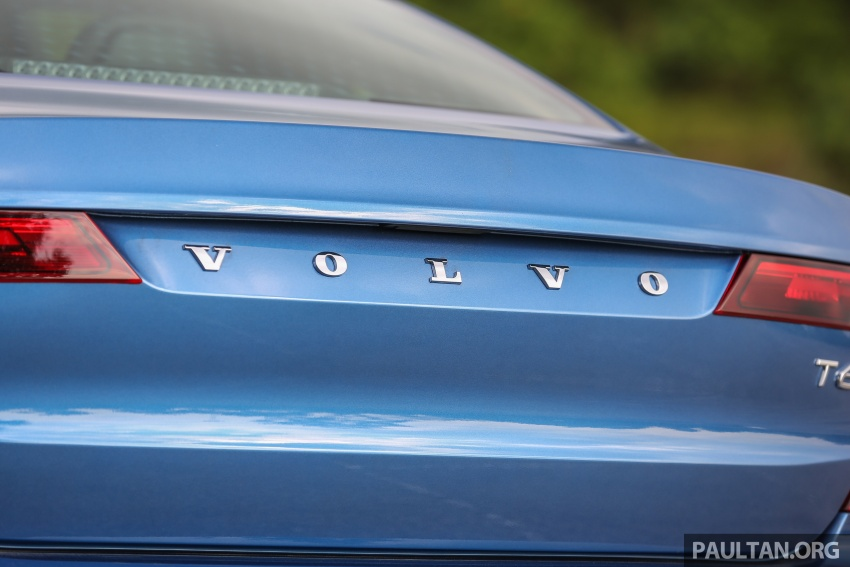 GALLERY: Volvo 90 Series trio – S90, V90 and XC90 Image #640774