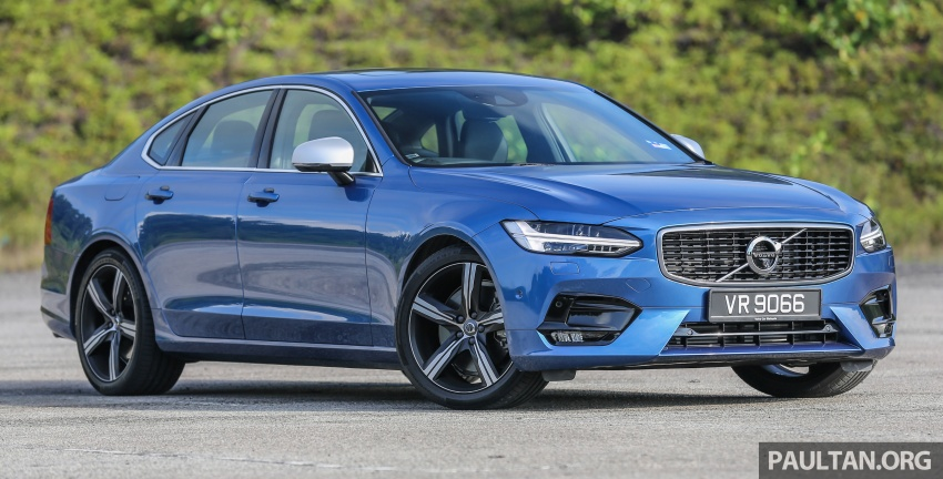 GALLERY: Volvo 90 Series trio – S90, V90 and XC90 Image #640746
