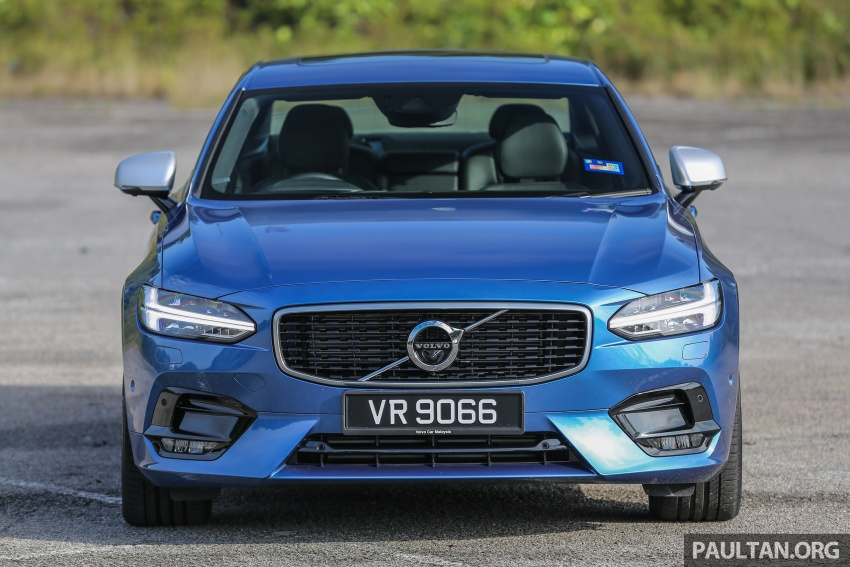 GALLERY: Volvo 90 Series trio – S90, V90 and XC90 Image #640751