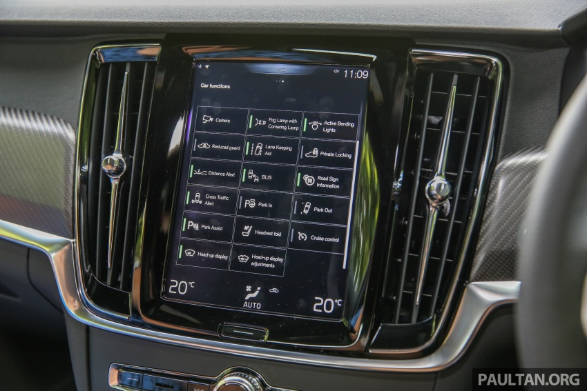 GALLERY: Volvo 90 Series trio – S90, V90 and XC90 Image #640797