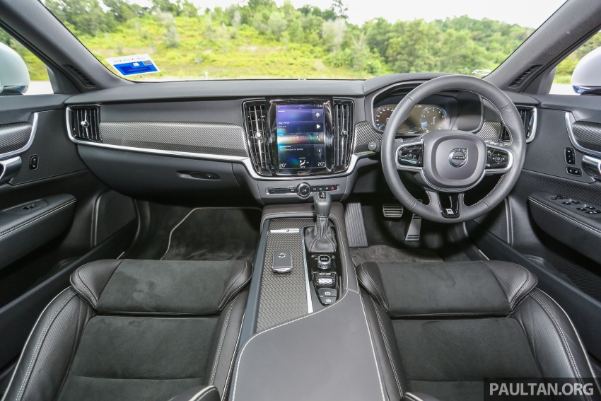 GALLERY: Volvo 90 Series trio – S90, V90 and XC90 Image #640783