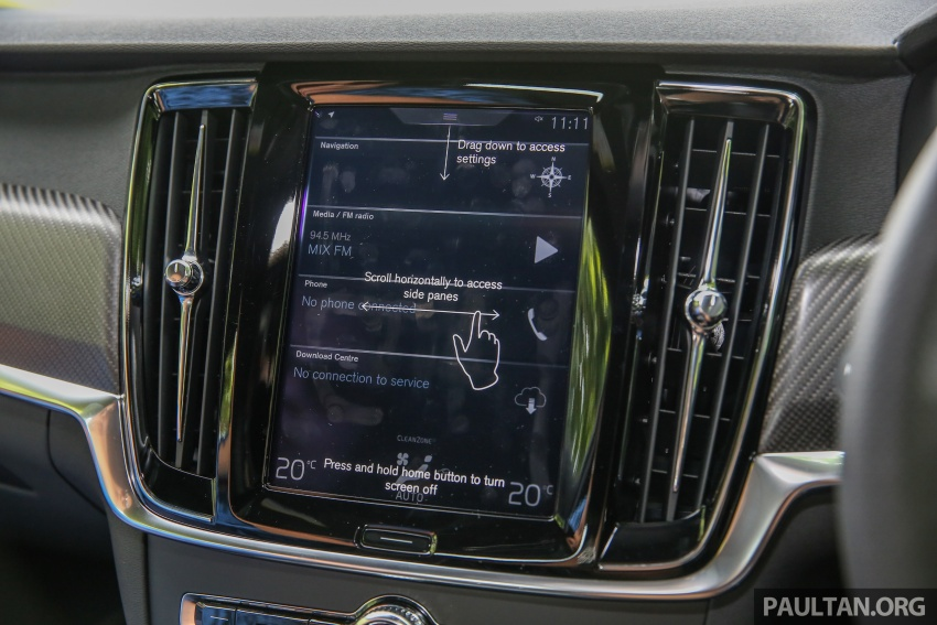GALLERY: Volvo 90 Series trio – S90, V90 and XC90 Image #640829