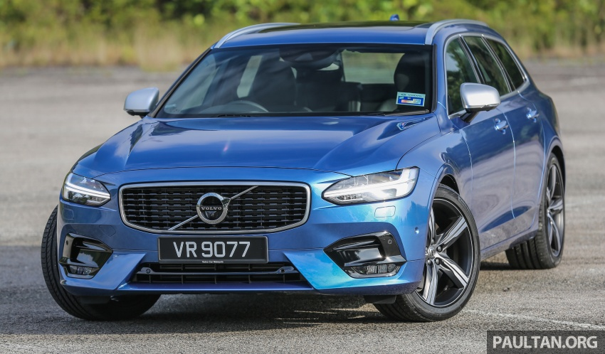 GALLERY: Volvo 90 Series trio – S90, V90 and XC90 Image #640903