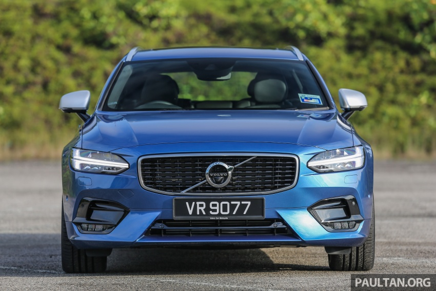 GALLERY: Volvo 90 Series trio – S90, V90 and XC90 Image #640912