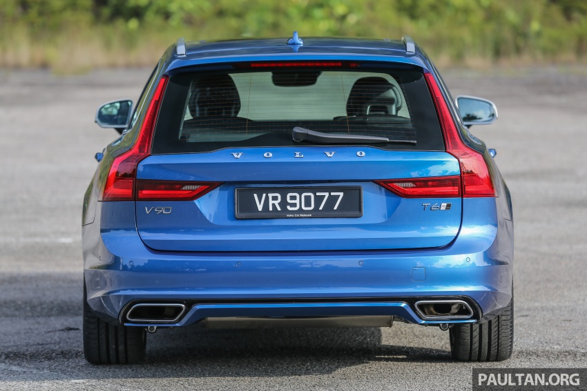 GALLERY: Volvo 90 Series trio – S90, V90 and XC90 Image #640913