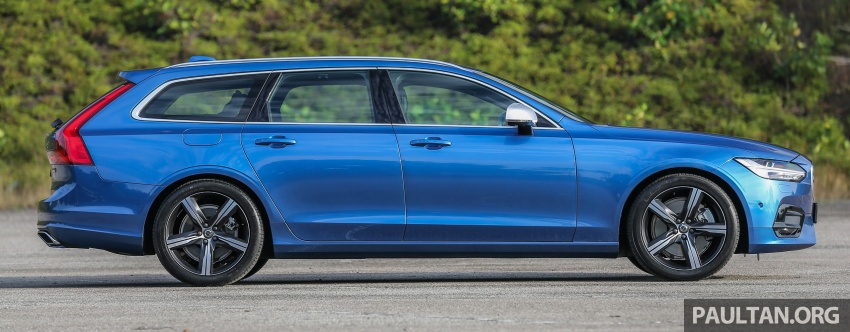 GALLERY: Volvo 90 Series trio – S90, V90 and XC90 Image #640916
