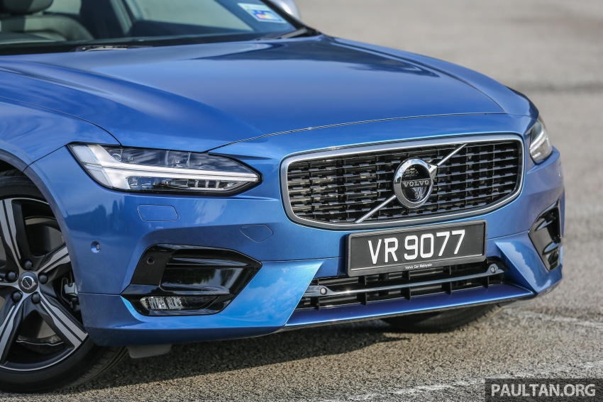 GALLERY: Volvo 90 Series trio – S90, V90 and XC90 Image #640917