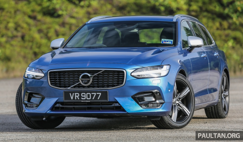 GALLERY: Volvo 90 Series trio – S90, V90 and XC90 Image #640904