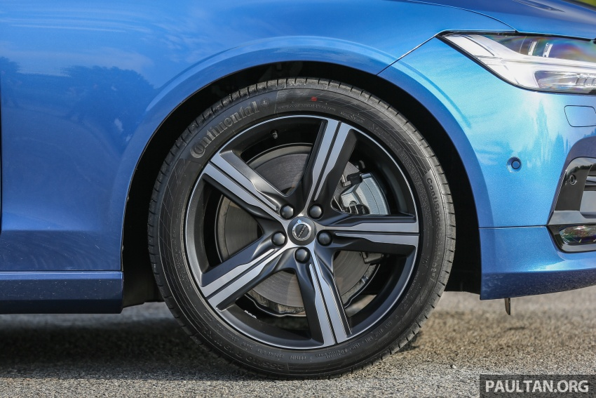 GALLERY: Volvo 90 Series trio – S90, V90 and XC90 Image #640924