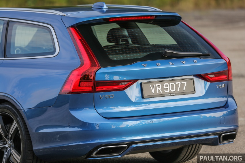 GALLERY: Volvo 90 Series trio – S90, V90 and XC90 Image #640930