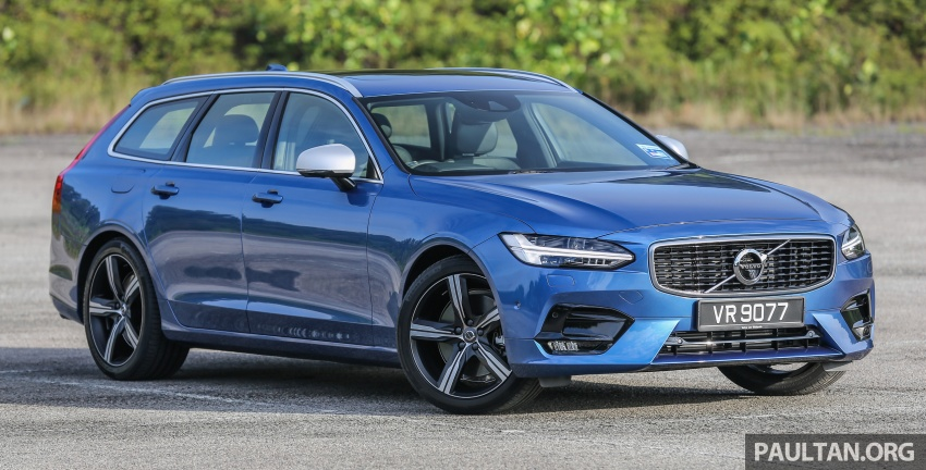 GALLERY: Volvo 90 Series trio – S90, V90 and XC90 Image #640905