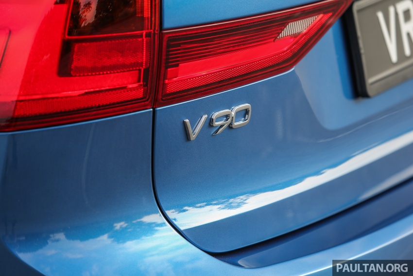 GALLERY: Volvo 90 Series trio – S90, V90 and XC90 Image #640937