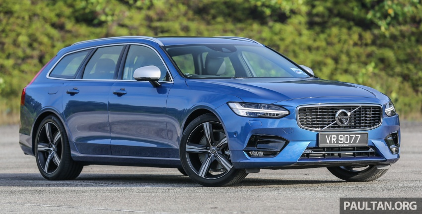 GALLERY: Volvo 90 Series trio – S90, V90 and XC90 Image #640906
