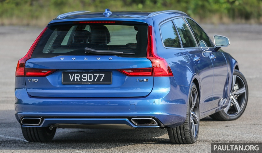 GALLERY: Volvo 90 Series trio – S90, V90 and XC90 Image #640907