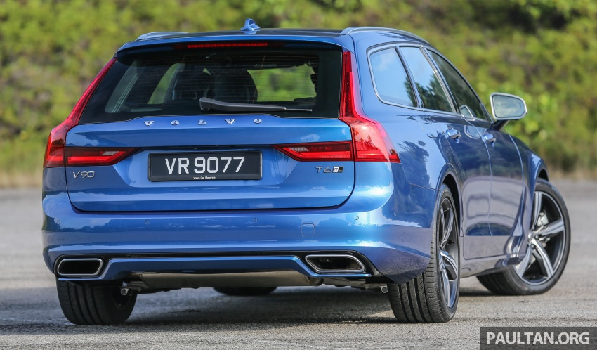 GALLERY: Volvo 90 Series trio – S90, V90 and XC90 Image #640908