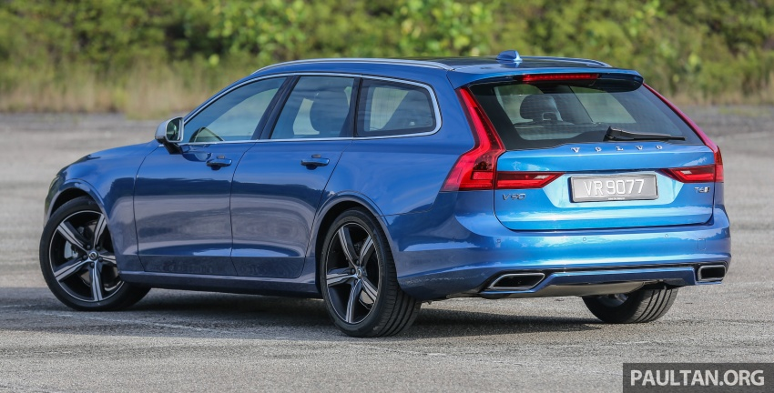 GALLERY: Volvo 90 Series trio – S90, V90 and XC90 Image #640909