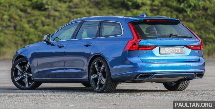 GALLERY: Volvo 90 Series trio – S90, V90 and XC90 Image #640910