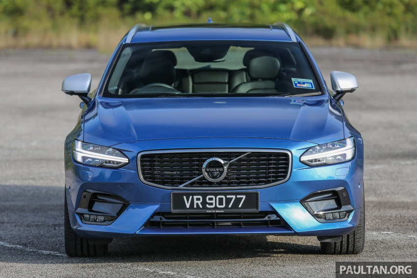 GALLERY: Volvo 90 Series trio – S90, V90 and XC90 Image #640911