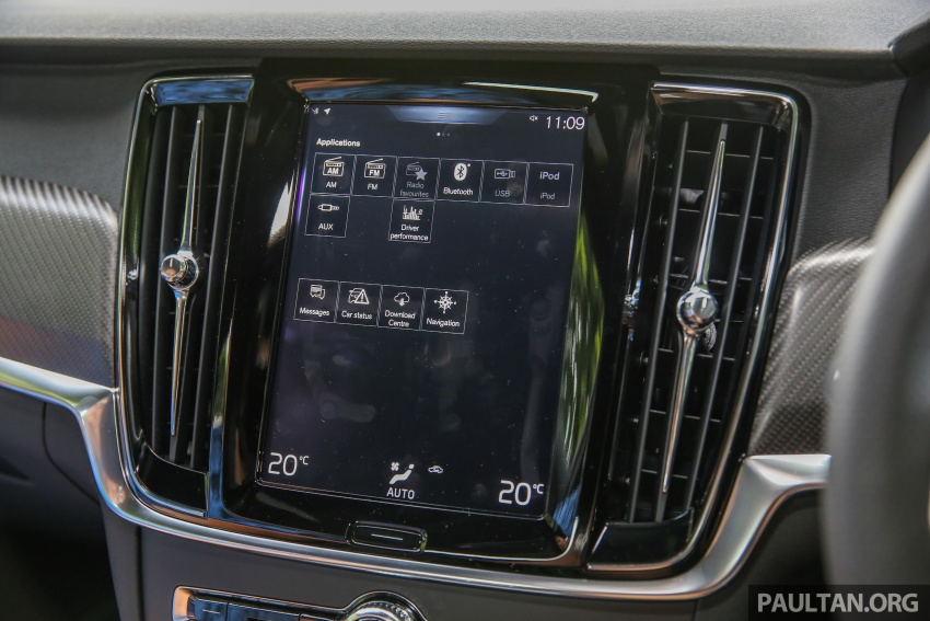 GALLERY: Volvo 90 Series trio – S90, V90 and XC90 Image #640956