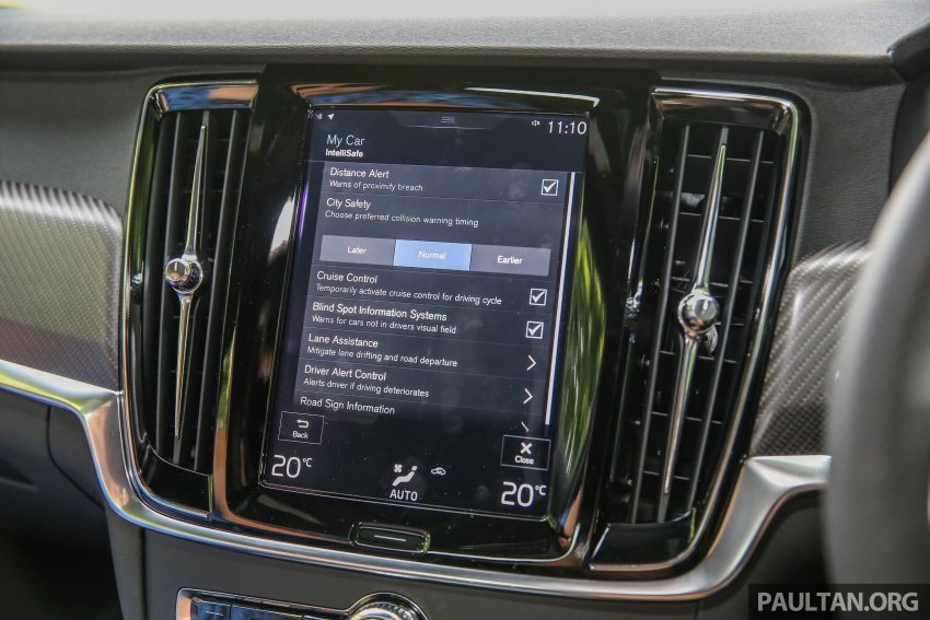 GALLERY: Volvo 90 Series trio – S90, V90 and XC90 Image #640963