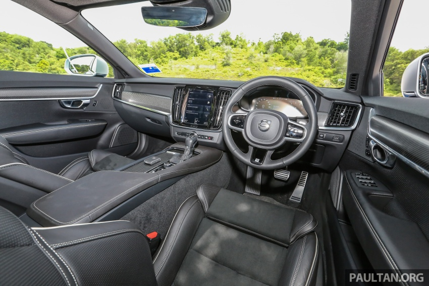 GALLERY: Volvo 90 Series trio – S90, V90 and XC90 Image #640990