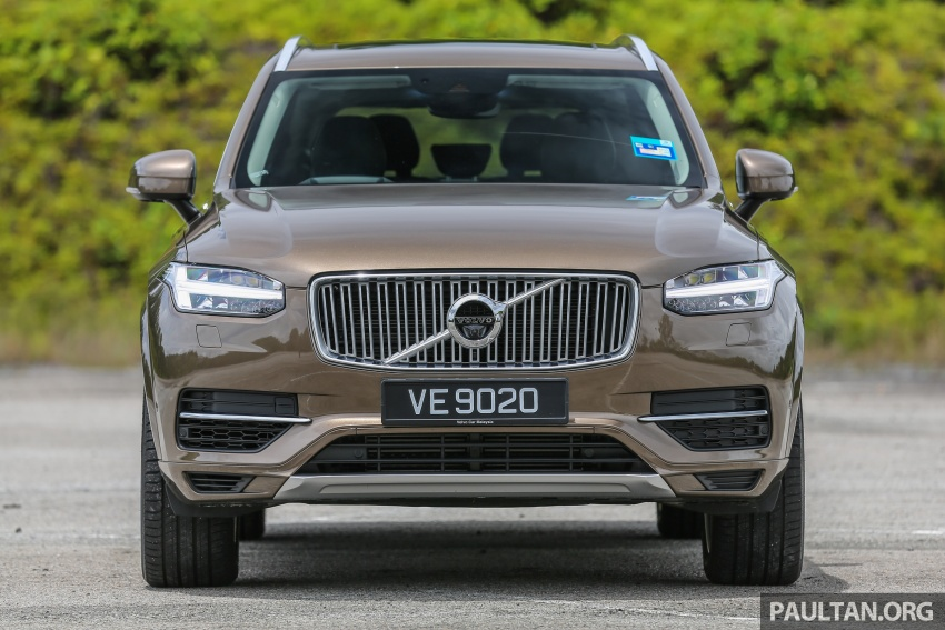 GALLERY: Volvo 90 Series trio – S90, V90 and XC90 Image #641019