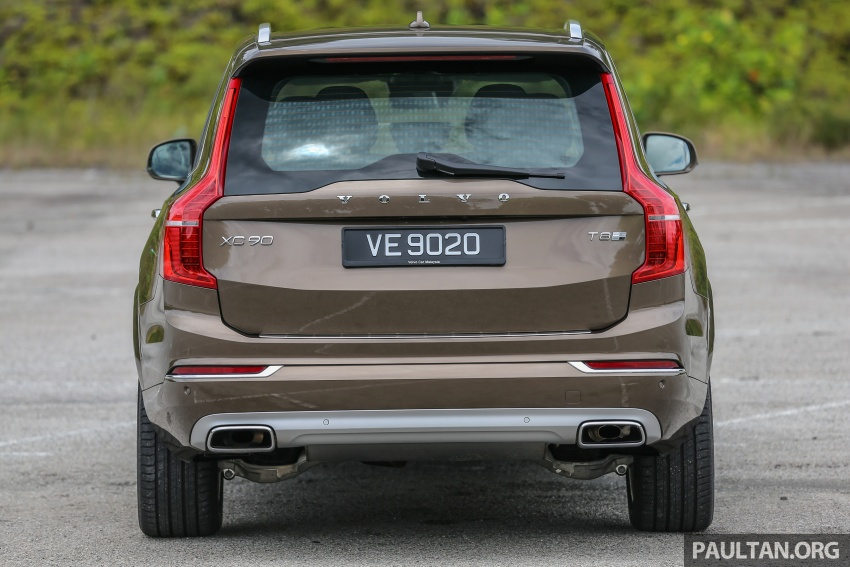 GALLERY: Volvo 90 Series trio – S90, V90 and XC90 Image #641020