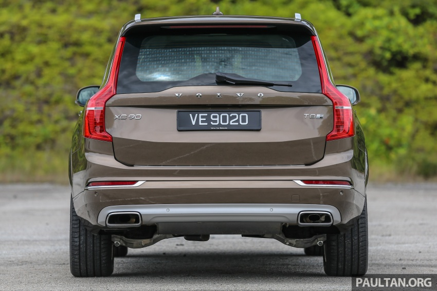 GALLERY: Volvo 90 Series trio – S90, V90 and XC90 Image #641021