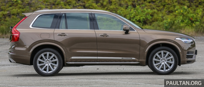 GALLERY: Volvo 90 Series trio – S90, V90 and XC90 Image #641022