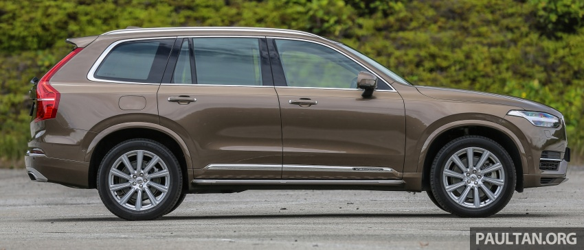 GALLERY: Volvo 90 Series trio – S90, V90 and XC90 Image #641023