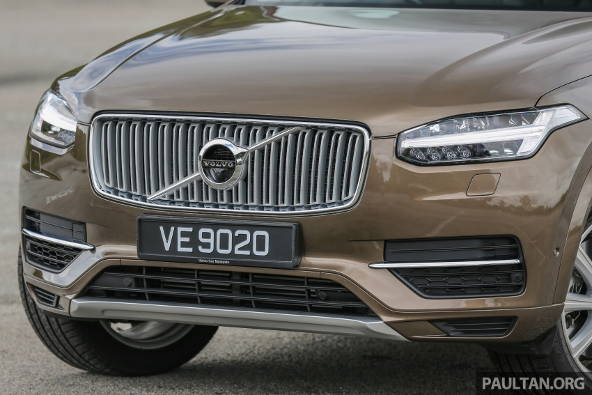 GALLERY: Volvo 90 Series trio – S90, V90 and XC90 Image #641024